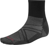 Smartwool PhD V2 Run Ultralight Socks - Merino Wool, 3/4 Crew (For Men and Women)
