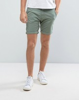 Selected Homme Slim Fit Chino Shorts With Stretch