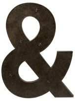 Aurora & Sign Decorative Wall Sculpture - Bronze