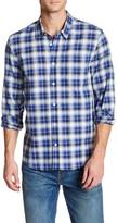 Levi's Plaid Long Sleeve Classic Fit Shirt