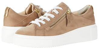 Paul Green Demi Sneaker (Alpaca Nubuck Suede) Women's Shoes