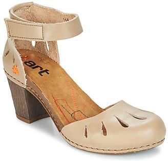 Art I MEET women's Sandals in Beige