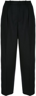 Coohem Knit Sideline Flannel Trousers