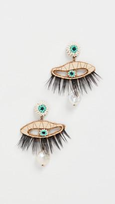 Deepa Gurnani Deepa by Brooklyn Earrings