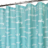 B. Smith Park Park Watershed Spa Shower Curtain