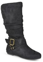 Journee Collection Shelley-6 Wide Calf Boot