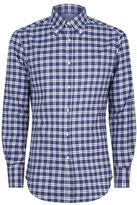 Brunello Cucinelli Check Shirt