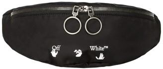 Off-White Logo Print Belt Bag