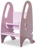 Little Partners 3-in-1 Growing Step Stool in Pink