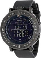 Vestal Men's GDEDP02 The Guide: Altimeter Barometer Compass Blackout Watch