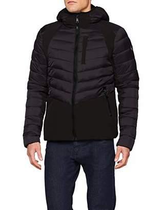 Redskins Men's Olympic Himalaya Jacket, Black, Large
