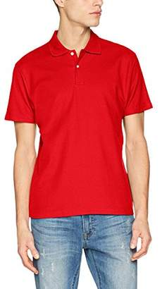 Fruit of the Loom Men's Screen Stars Polo Shirt,L