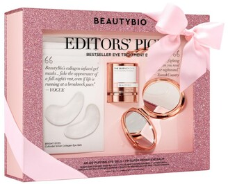 BeautyBio Editors' Picks Bestseller Eye Treatment Duo