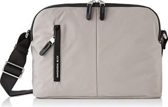 Mandarina Duck Women's Mellow Leather Tracolla Cross-Body Bag