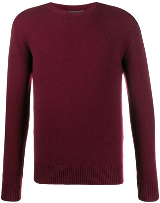 Dell'oglio long sleeve knit jumper