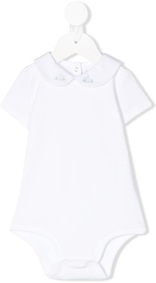 Ralph Lauren Kids Bunny Embroidered Body