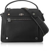 Zadig & Voltaire James Black Leather Shoulder Bag