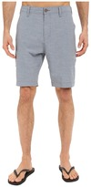 VISSLA Fin Rope 4-Way Stretch Hybrid Walkshorts 20""