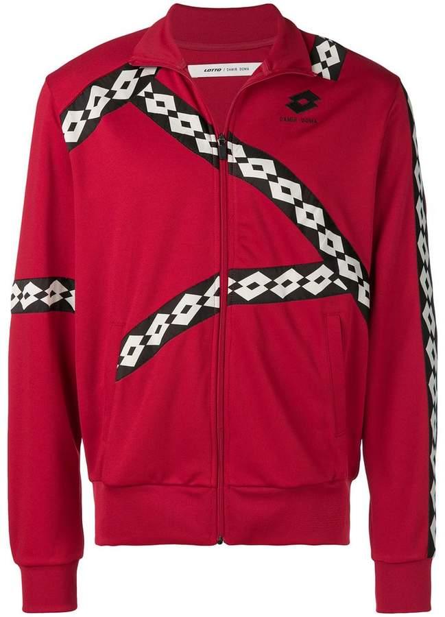 Damir Doma x LOTTO jacket