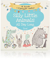 Chronicle Books Silly Little Animals All Day Long