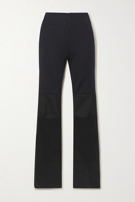 Ienki Ienki Flared Ski Pants - Black