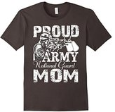 Army National Guard Shirt Mom Proud