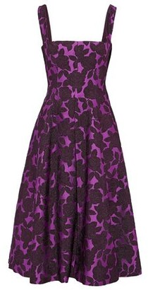 Lela Rose Knee-length dress