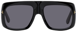 Tom Ford Black Gino Sunglasses