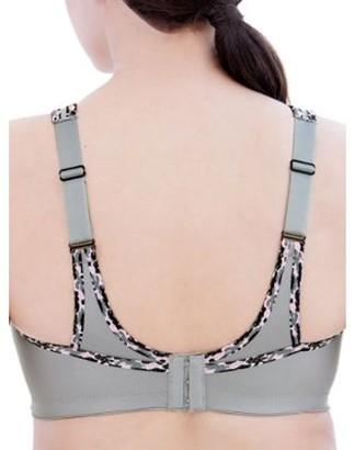 Glamorise Womens Medium Impact Wire-Free Sports Bra Style-1066