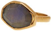Melinda Maria Slice Labradorite Ring