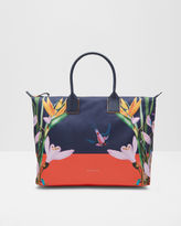 Ted Baker Tropical Oasis large tote bag