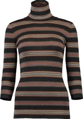 Brunello Cucinelli Striped Pullover