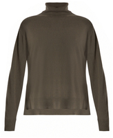 Lemaire Roll-neck cashmere sweater