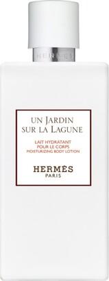 Hermes Un Jardin Sur La Lagune Body Lotion