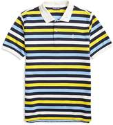 Brooks Brothers Boys' Striped Polo