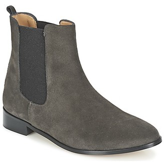 Emma.Go Emma Go GRIMSBY women's Mid Boots in Grey