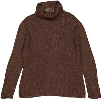 Chanel \N Brown Wool Knitwear