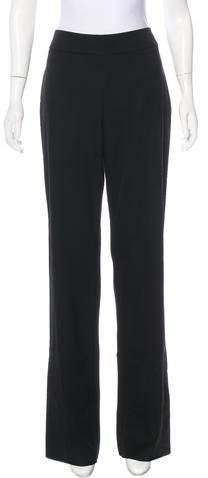 Giorgio Armani Wool High-Rise Pants w/ Tags