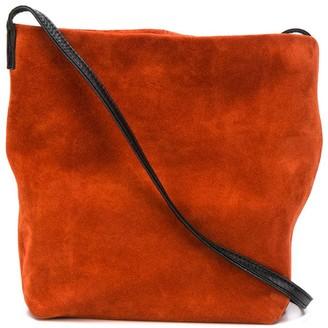 Ann Demeulemeester Squared-Shape Crossbody Bag