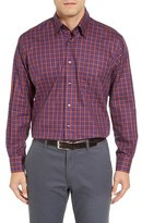 Robert Talbott Men's 'Anderson' Classic Fit Check Sport Shirt