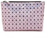 Forever 21 Metallic Geo Print Makeup Bag