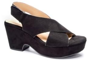 Chinese Laundry Capital Platform Wedge Sandal Women's Shoes