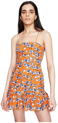 Parker Julie Dress (Amber Blooms) Women's Clothing