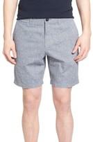 Original Penguin Men's P55 Horizontal Micro Stripe Shorts
