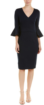 Trina Turk Begonia Sheath Dress