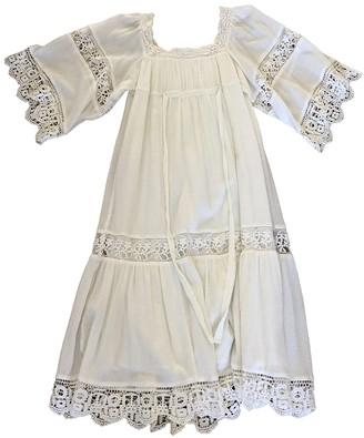 Denim & Supply Ralph Lauren Ecru Cotton Dress for Women
