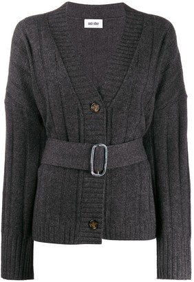 Each X Other belted oversized cardigan
