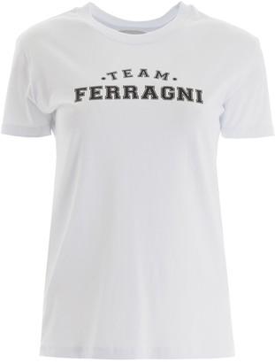 Chiara Ferragni Team Ferragni T-Shirt