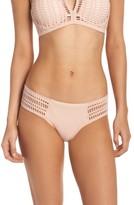 Robin Piccone Women's Crochet Bikini Bottoms