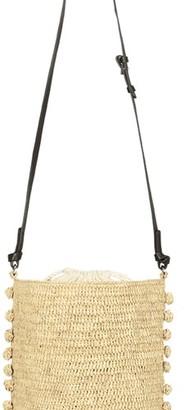 Vanessa Bruno Raffia bucket bag